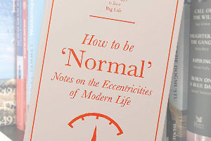 Cover of How to be Normal